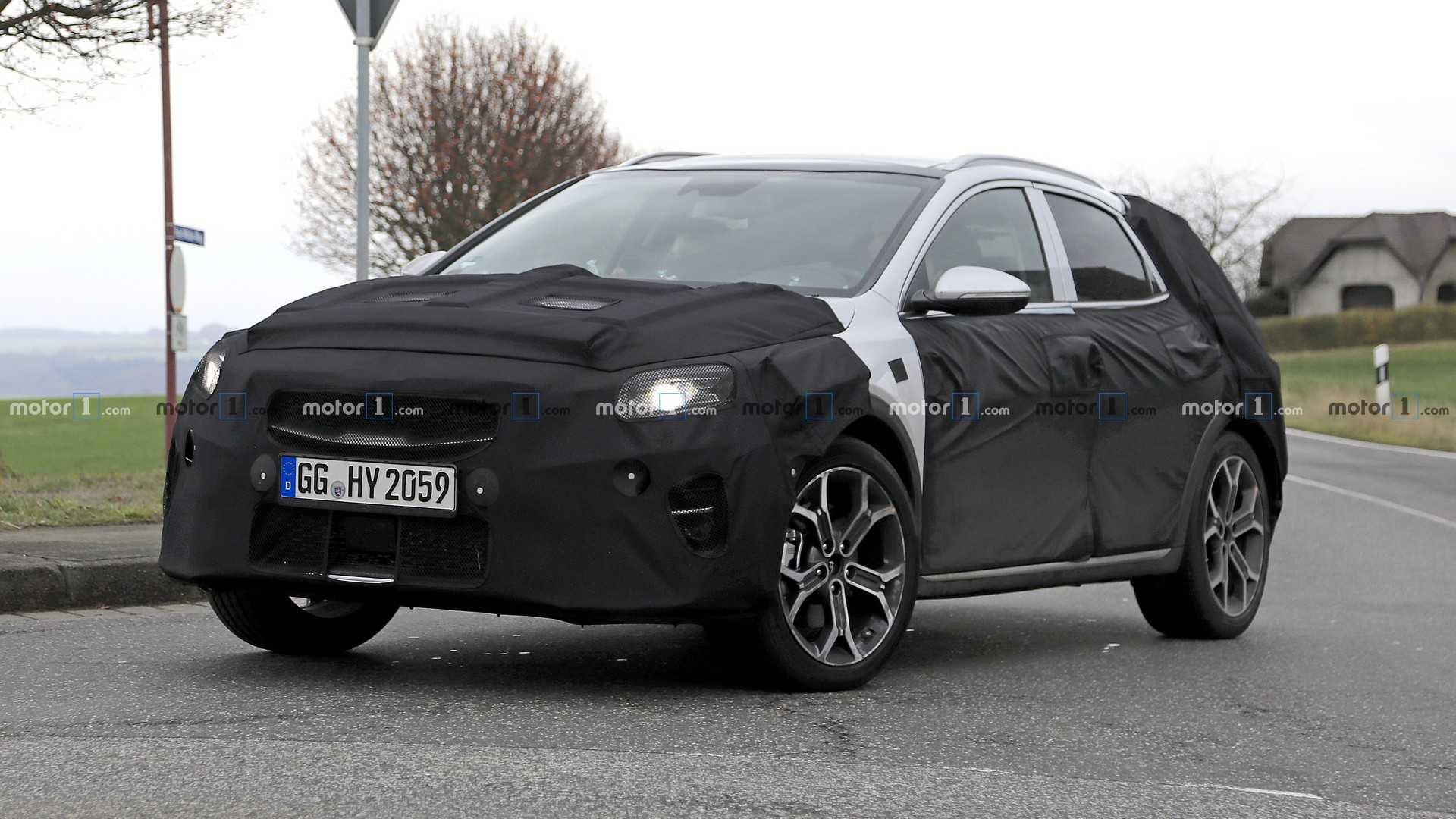 38 All New 2020 KIA SportageSpy Shots Images with 2020 KIA SportageSpy Shots