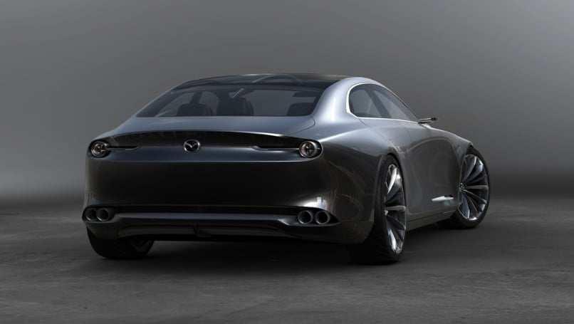38 All New Mazda 6 2020 White Redesign and Concept by Mazda 6 2020 White