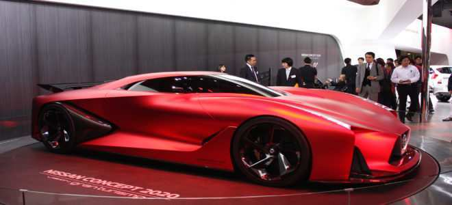 38 All New Nissan Gt 2020 Exterior for Nissan Gt 2020
