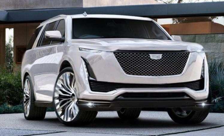 38 Best Review 2020 Cadillac Escalade Vsport Spy Shoot by 2020 Cadillac Escalade Vsport