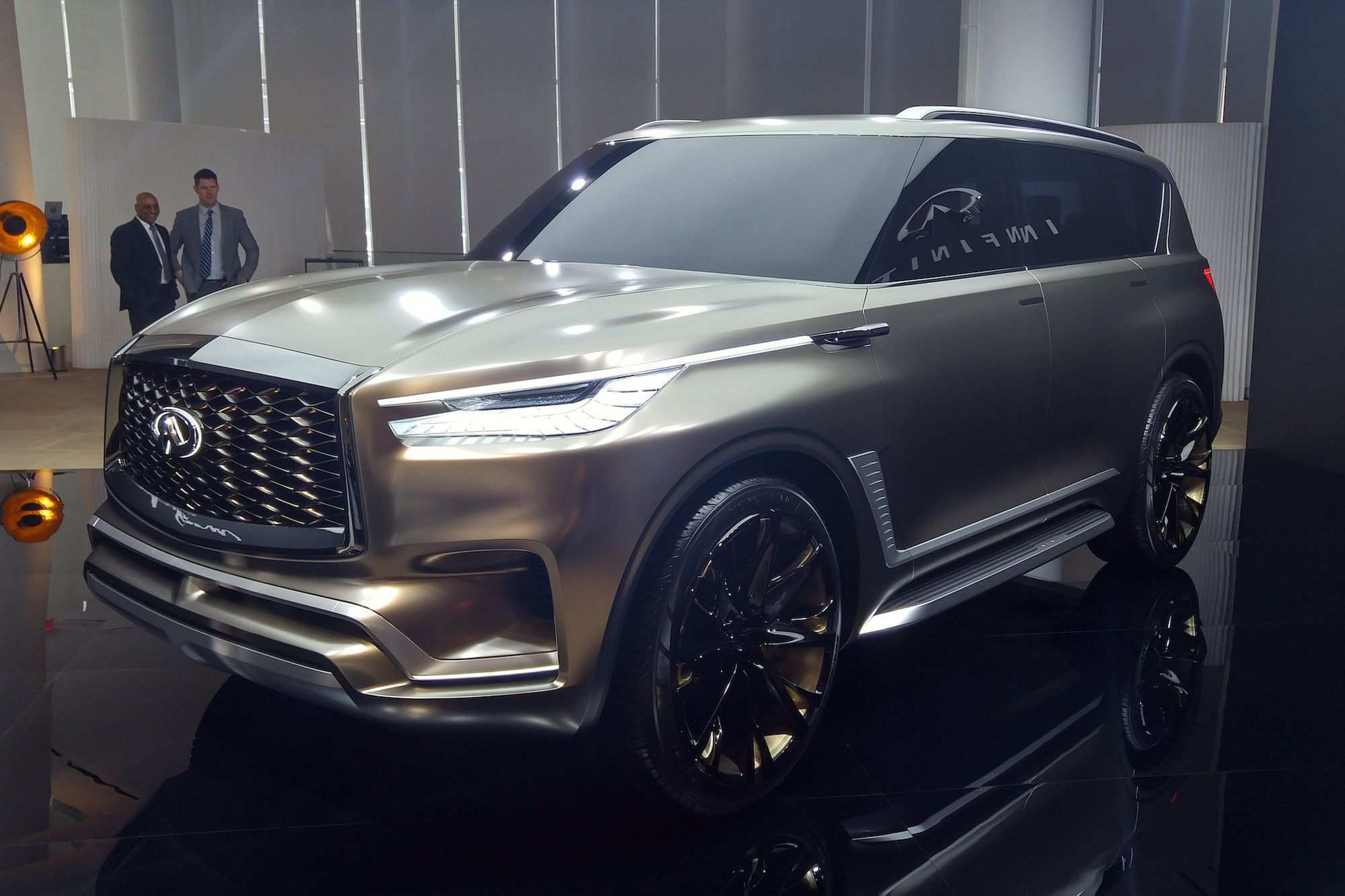 38 Best Review 2020 Infiniti Qx80 Msrp Performance and New Engine with 2020 Infiniti Qx80 Msrp