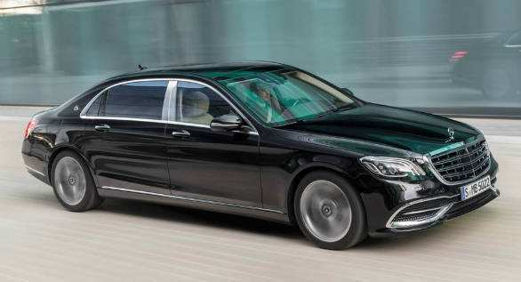 38 Best Review 2020 Mercedes Maybach S650 Exterior and Interior for 2020 Mercedes Maybach S650