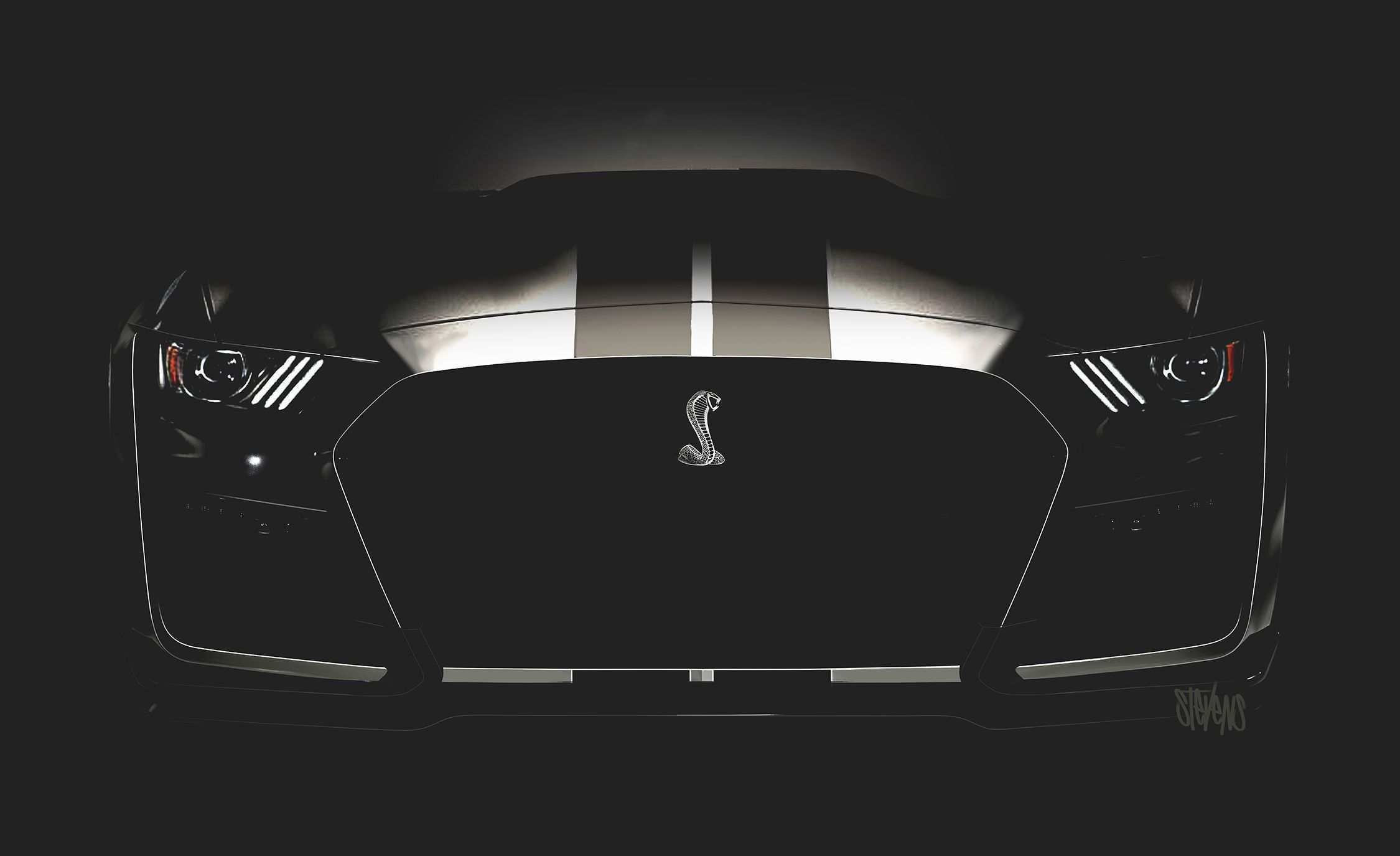 38 Best Review 2020 Mustang Shelby Gt350 Exterior with 2020 Mustang Shelby Gt350