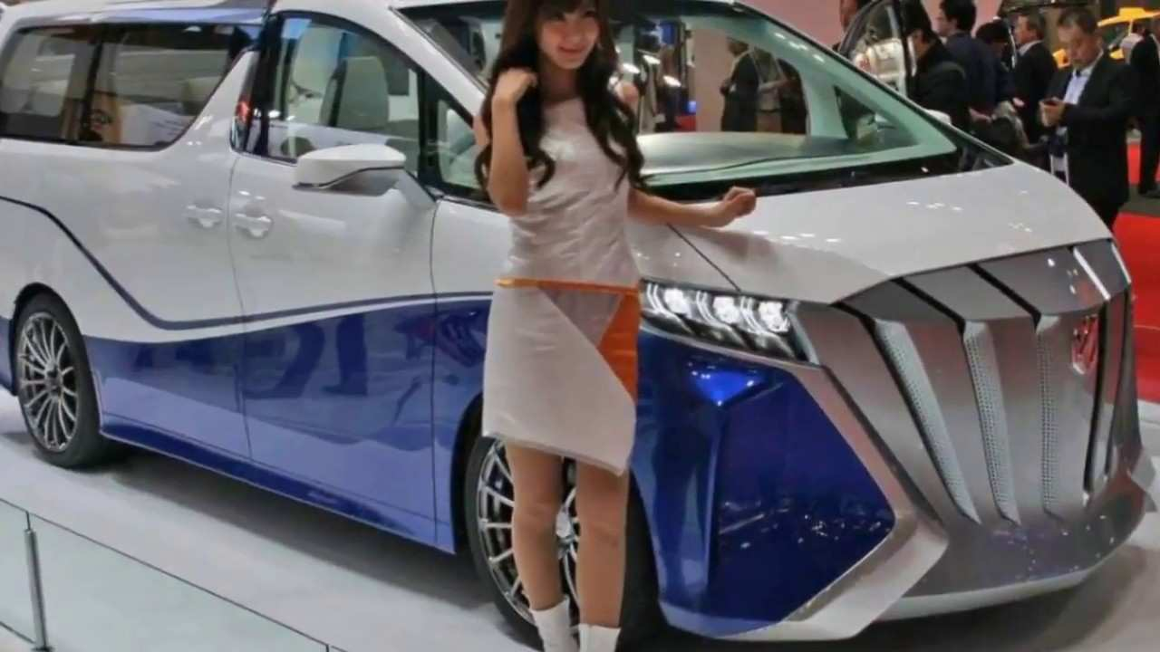 38 Concept of 2020 Toyota Alphard 2018 History by 2020 Toyota Alphard 2018