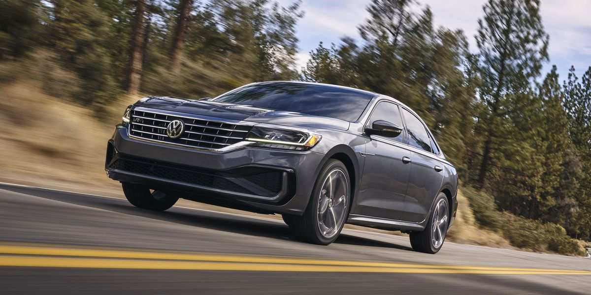 38 Concept of 2020 Vw Passat Performance and New Engine by 2020 Vw Passat