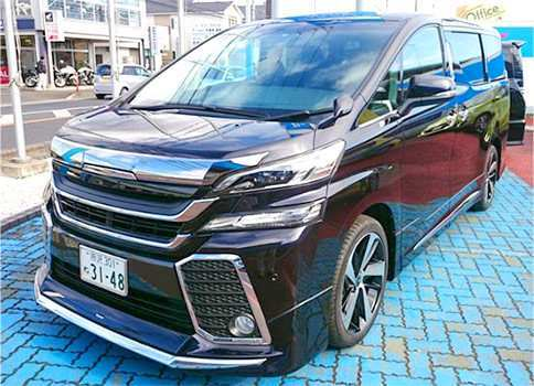 38 Concept of Toyota Vellfire 2020 Performance and New Engine with Toyota Vellfire 2020