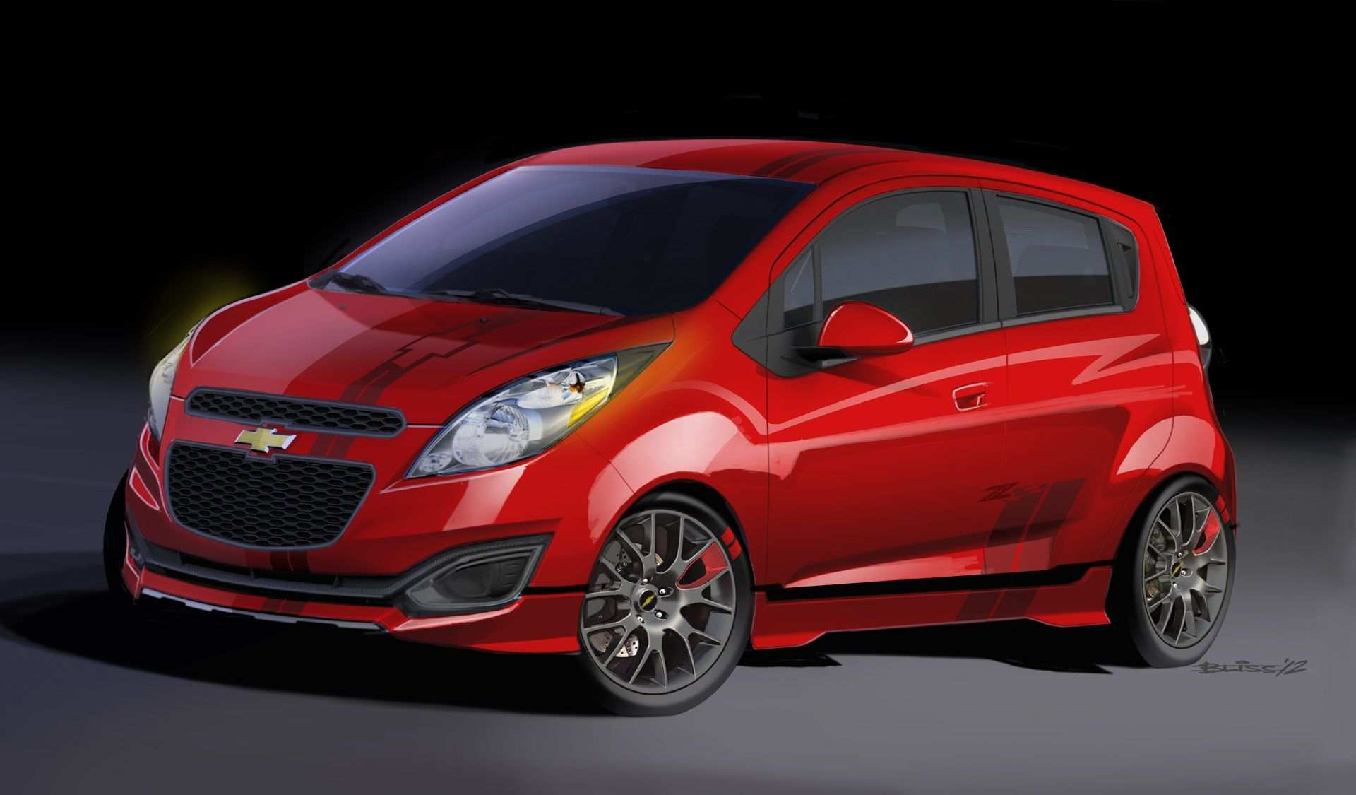 38 Gallery of 2020 Chevrolet Spark Rumors for 2020 Chevrolet Spark