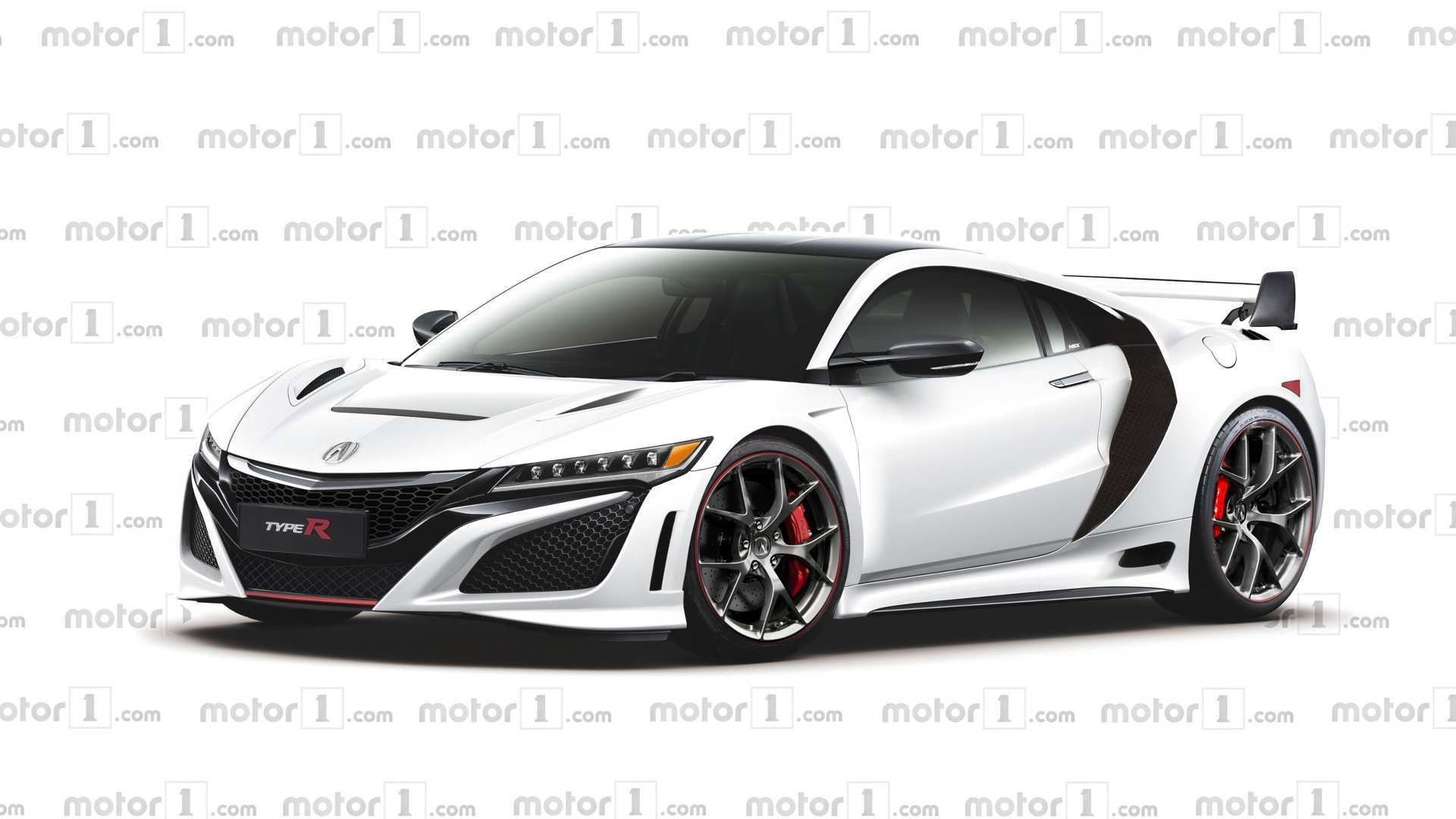 38 Gallery of 2020 Honda Nsx Model for 2020 Honda Nsx