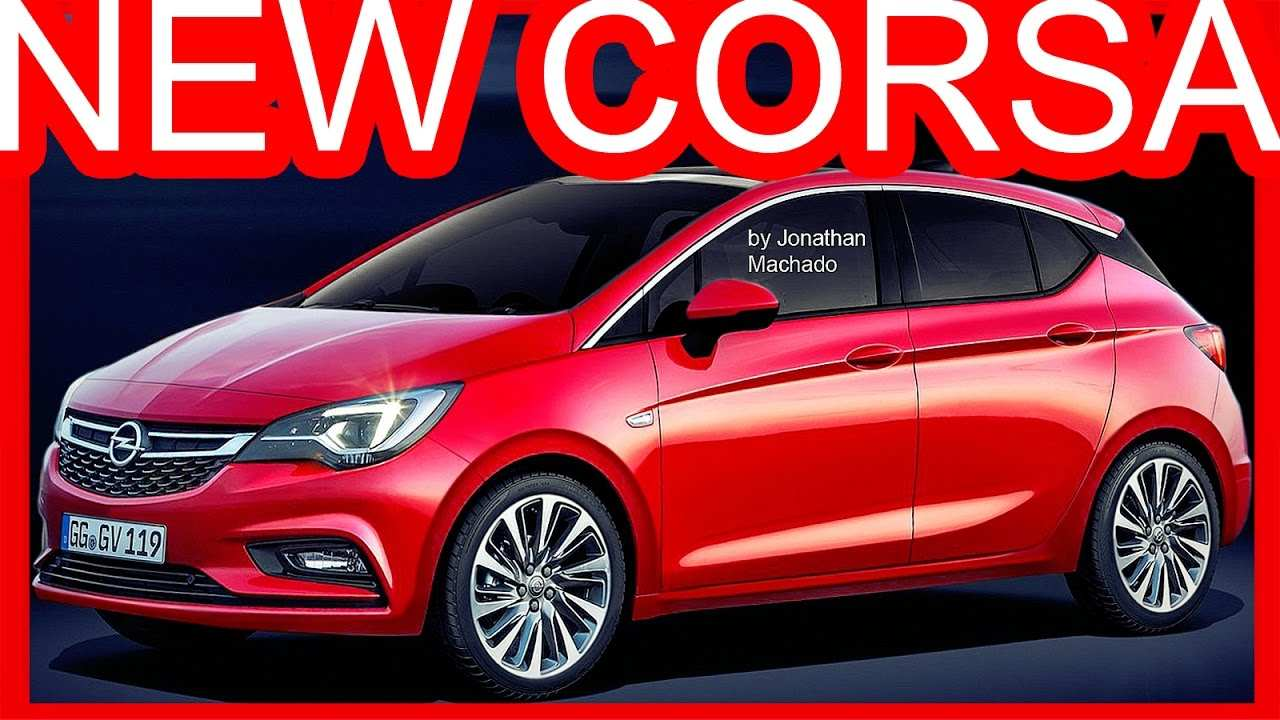 38 Gallery of 2020 Opel Corsa New Concept for 2020 Opel Corsa