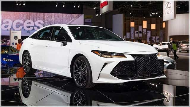 38 Gallery of 2020 Toyota Avalon Hybrid Specs and Review for 2020 Toyota Avalon Hybrid