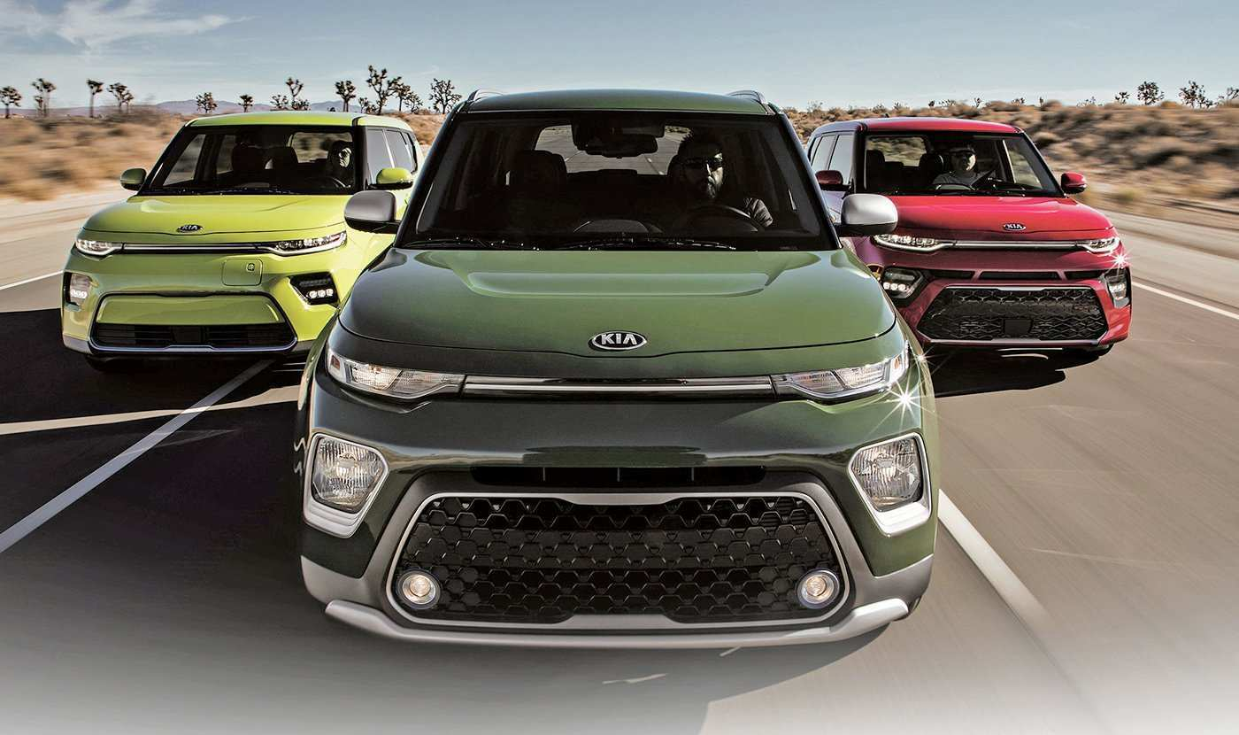 38 Gallery of Kia X Line 2020 Concept with Kia X Line 2020