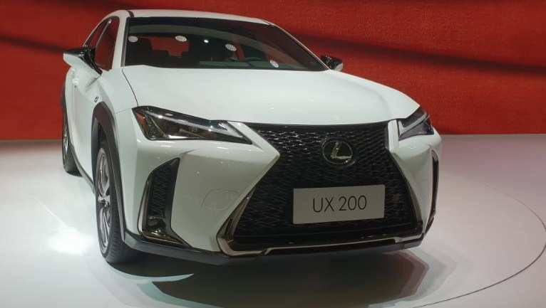 38 Gallery of Lexus Ux 2020 New Concept New Concept for Lexus Ux 2020 New Concept