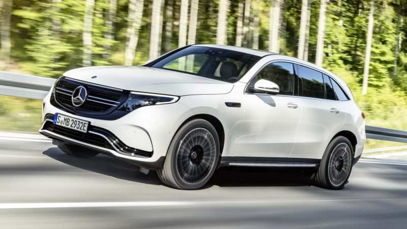 38 Gallery of Mercedes Benz Eqc 2020 New Concept with Mercedes Benz Eqc 2020
