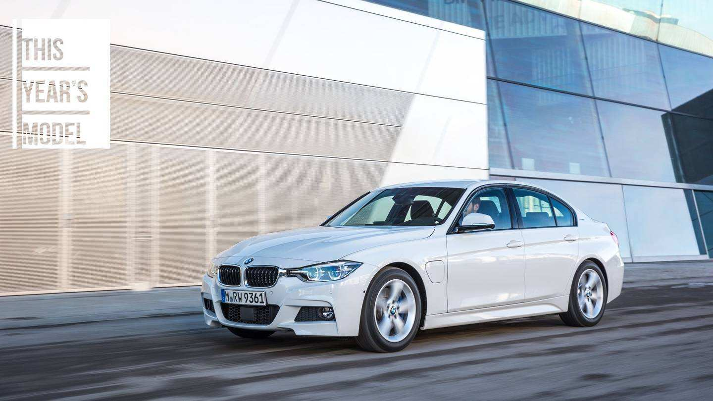 38 Great 2020 BMW 3 Series Edrive Phev Images with 2020 BMW 3 Series Edrive Phev