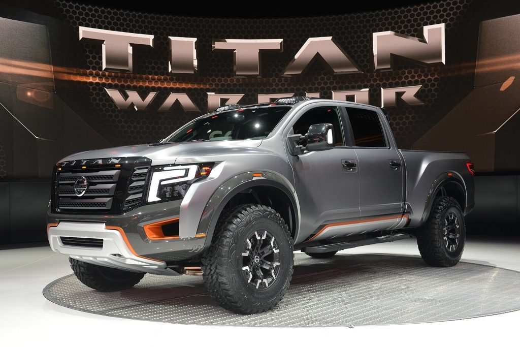 38 Great 2020 Nissan Titan New Concept Reviews by 2020 Nissan Titan New Concept