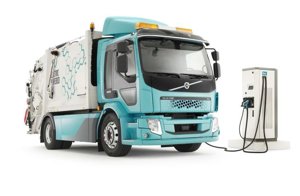 38 Great Volvo Electric Truck 2020 Concept with Volvo Electric Truck 2020