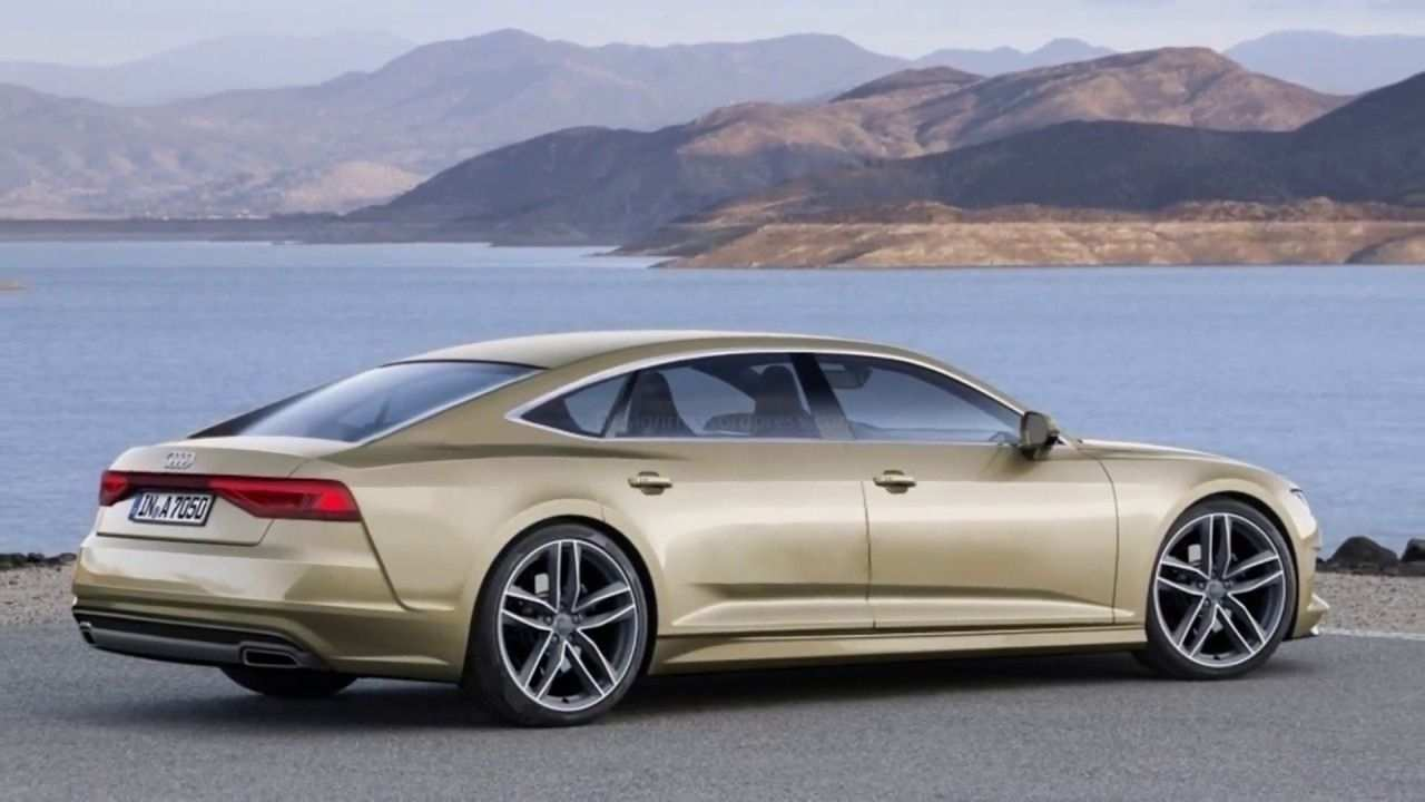 38 New 2020 All Audi A7 Spesification with 2020 All Audi A7