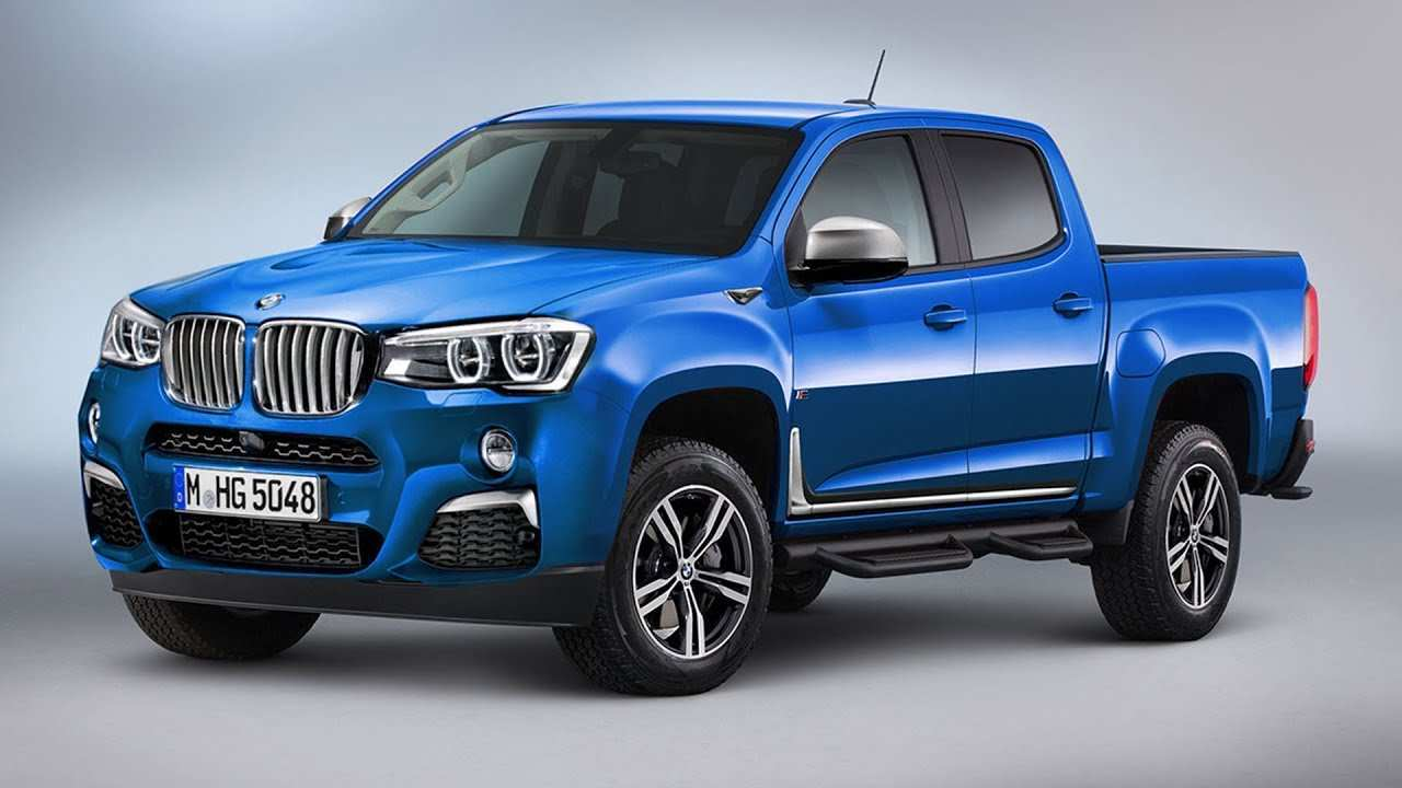 38 New 2020 BMW Truck Pictures Concept by 2020 BMW Truck Pictures