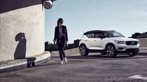 38 New Volvo Xc40 Dimensions 2020 Exterior and Interior for Volvo Xc40 Dimensions 2020