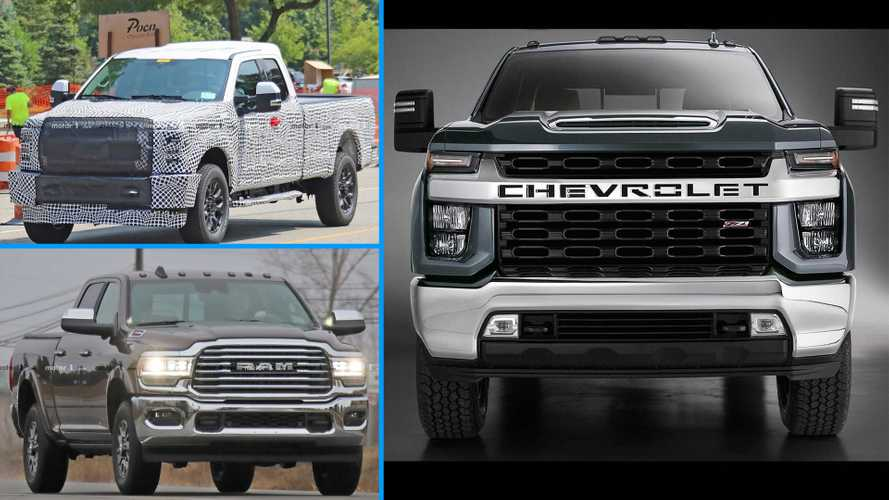 38 The 2020 Chevy 2500Hd Duramax Style for 2020 Chevy 2500Hd Duramax