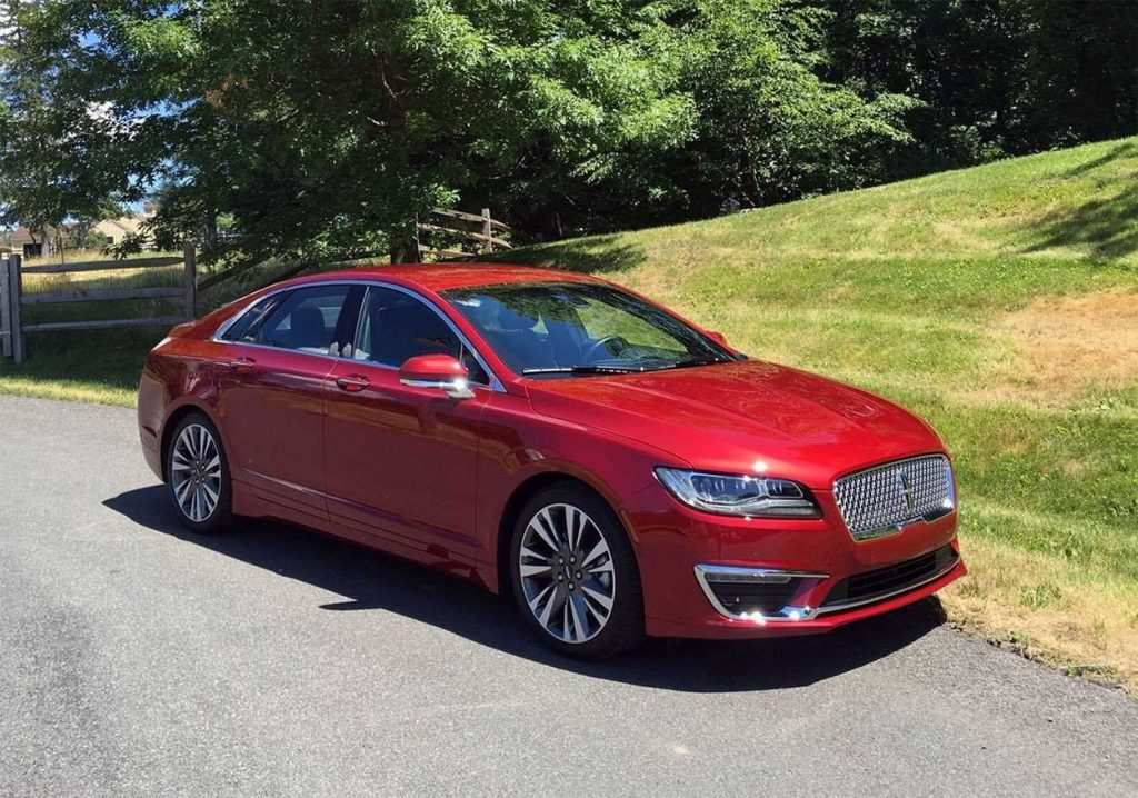 2020 spy shots lincoln mkz sedan  car review  car review