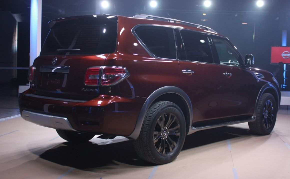 38 The Nissan Patrol 2020 New Concept Release Date for Nissan Patrol 2020 New Concept