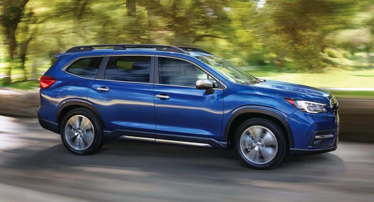 38 The Subaru Ascent 2020 Mpg Ratings for Subaru Ascent 2020 Mpg