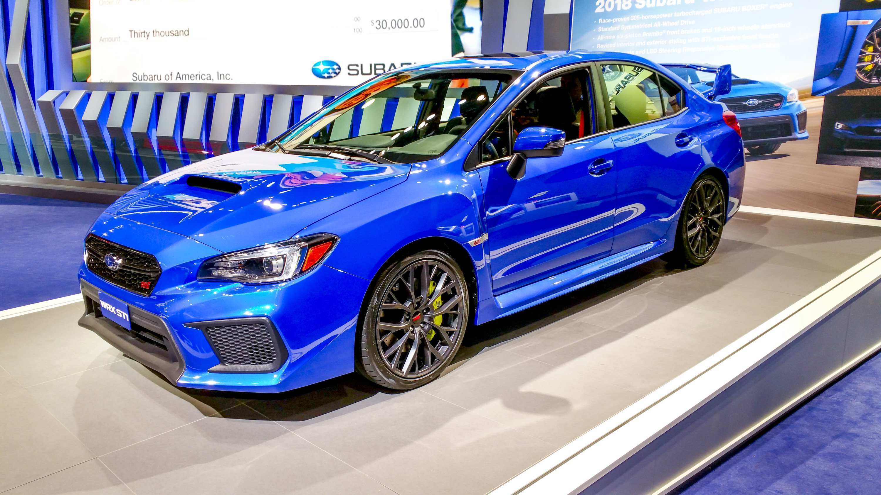 38 The Subaru Sti 2020 Exterior Performance and New Engine for Subaru Sti 2020 Exterior
