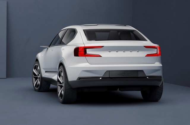 38 The Volvo 2020 New Concept First Drive with Volvo 2020 New Concept