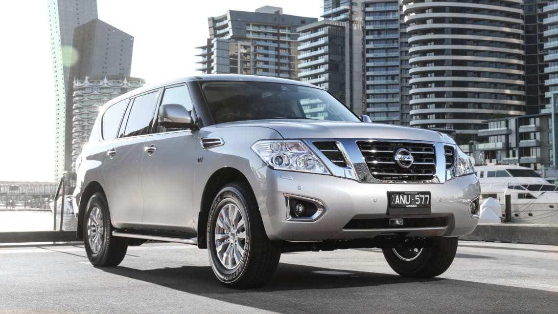 39 All New 2020 Nissan Patrol Diesel History with 2020 Nissan Patrol Diesel