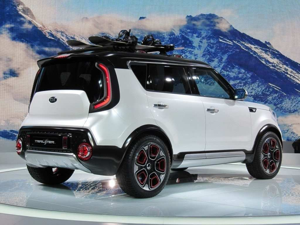 39 All New Kia Trailster 2020 Research New by Kia Trailster 2020
