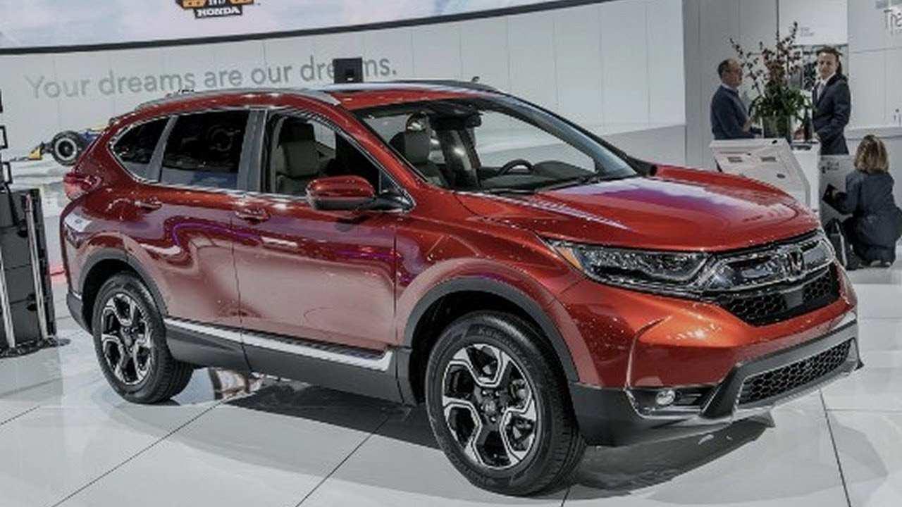 39 Best Review 2020 Honda CR V Redesign by 2020 Honda CR V