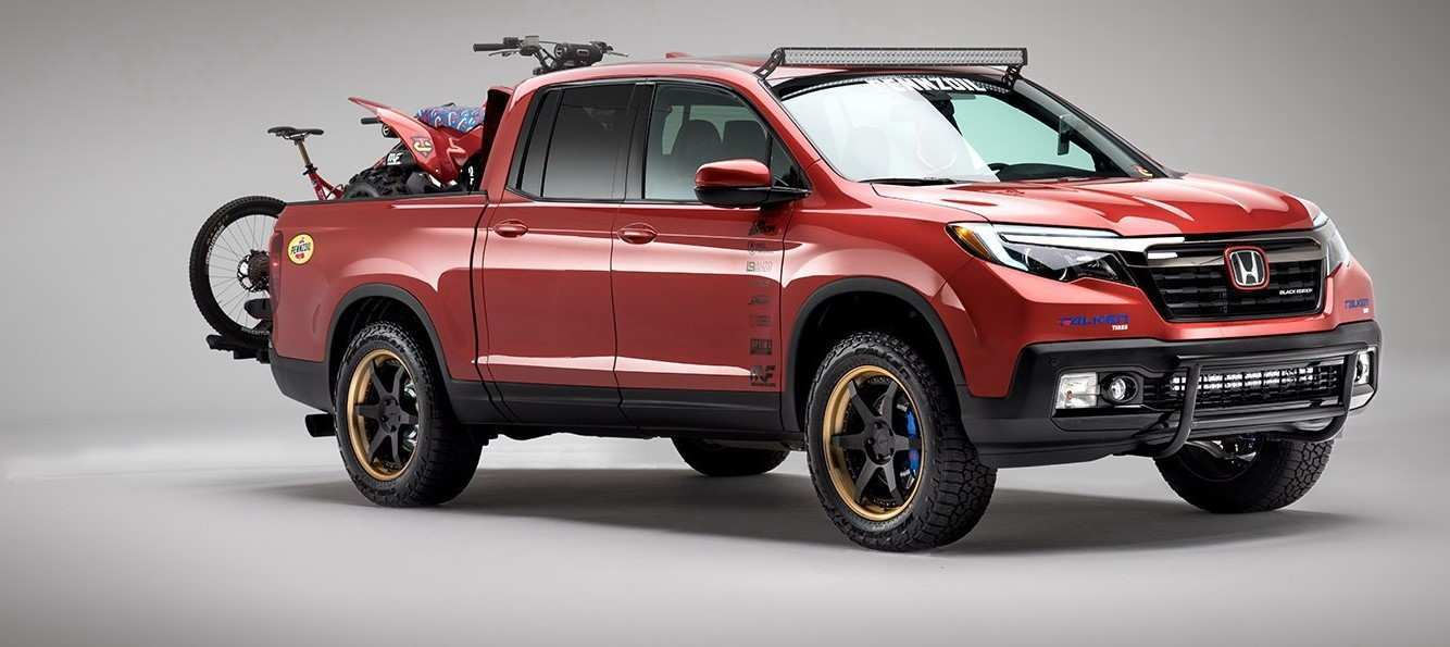 39 Best Review 2020 Honda Ridgeline Exterior and Interior with 2020 Honda Ridgeline