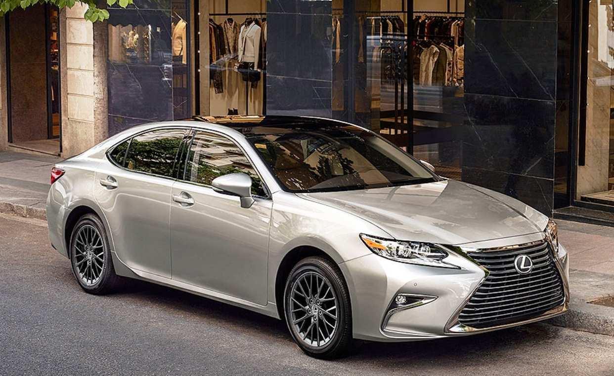 39 Best Review Lexus Es 2020 Exterior Model for Lexus Es 2020 Exterior