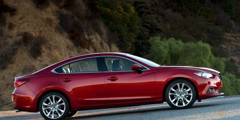 39 Best Review Mazda 6 2020 Exterior Picture with Mazda 6 2020 Exterior