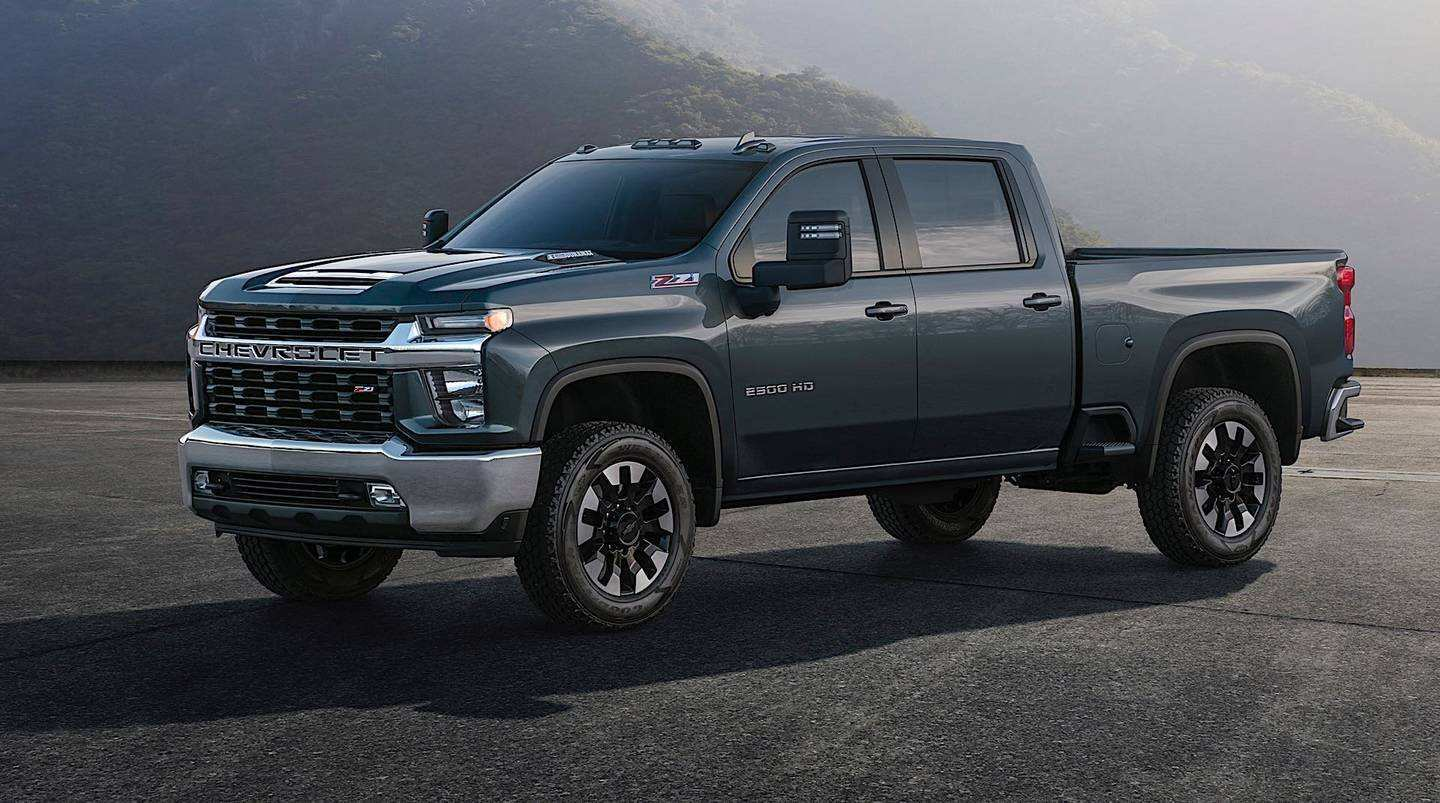 39 Concept of 2020 Chevy 2500Hd Duramax Performance and New Engine by 2020 Chevy 2500Hd Duramax