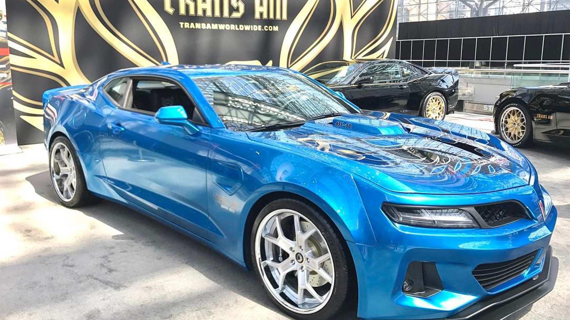 39 Concept of 2020 Pontiac Trans Am Style for 2020 Pontiac Trans Am