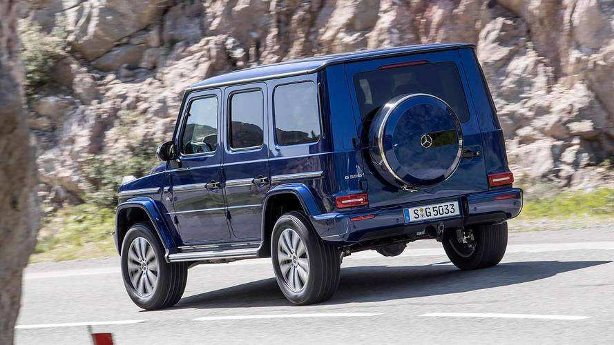 39 Concept of G550 Mercedes 2020 Specs and Review with G550 Mercedes 2020