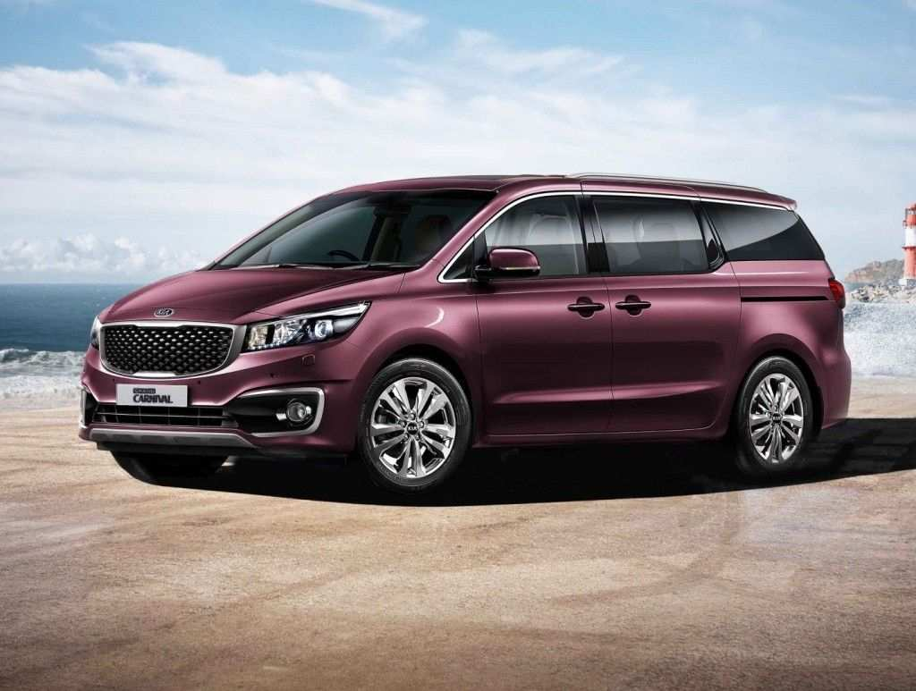 39 Concept of Kia Grand Carnival 2020 Exterior Performance and New Engine with Kia Grand Carnival 2020 Exterior