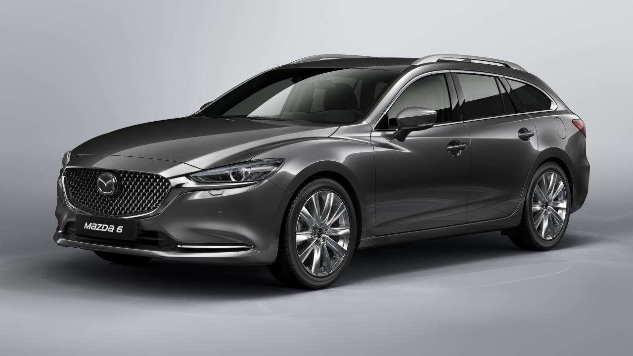 39 Concept of Mazda 6 2020 White Reviews by Mazda 6 2020 White