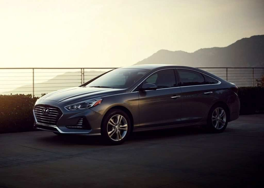 39 Gallery of 2020 Hyundai Sonata Hybrid Sport Photos with 2020 Hyundai Sonata Hybrid Sport
