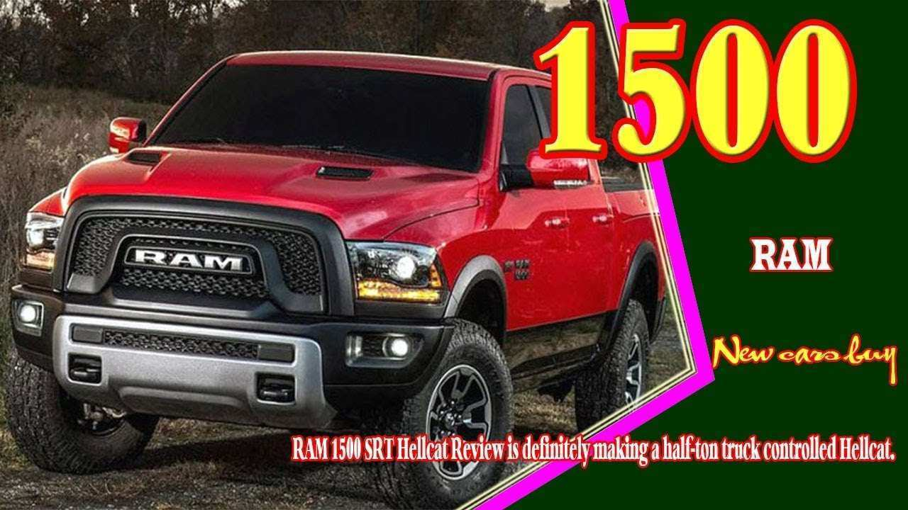 2020 Ram 1500 Hellcat Diesel - Car Review : Car Review