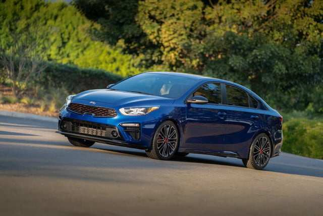 39 Gallery of Kia 2020 Forte Specs for Kia 2020 Forte