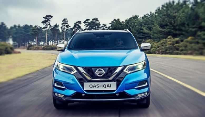 39 Gallery of Nissan Qashqai 2020 Exterior Review by Nissan Qashqai 2020 Exterior