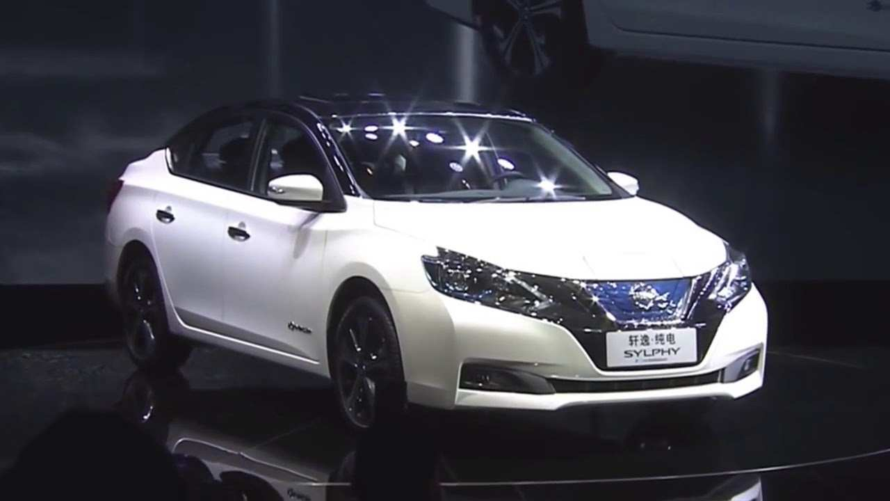 39 Gallery of Nissan Sylphy 2020 Exterior for Nissan Sylphy 2020