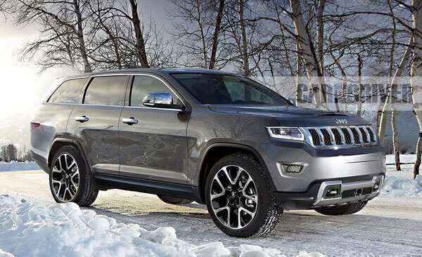 39 Great 2020 Grand Cherokee Exterior with 2020 Grand Cherokee