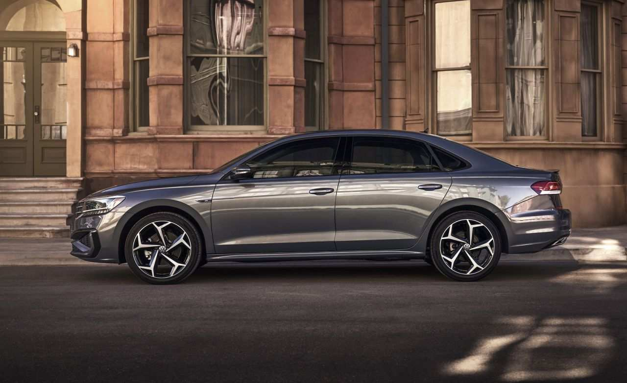 39 Great 2020 Volkswagen Passat New Concept for 2020 Volkswagen Passat