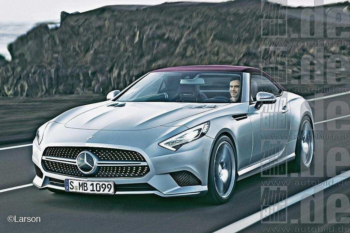 39 Great New Sl Mercedes 2020 Interior for New Sl Mercedes 2020