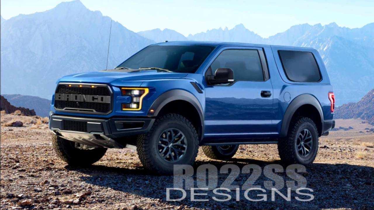 39 New 2020 Ford Svt Bronco Raptor Model for 2020 Ford Svt Bronco Raptor