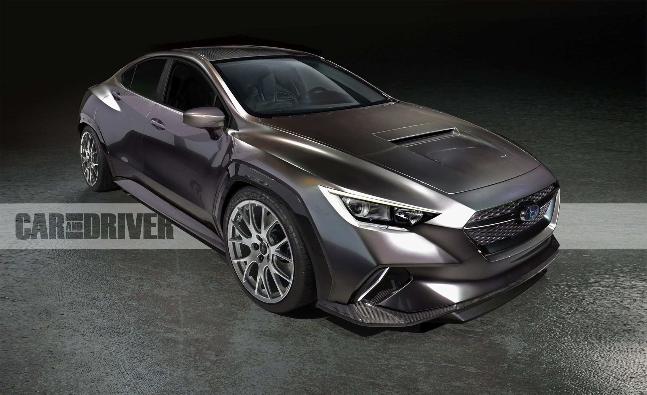 39 New 2020 Subaru Sti Specs for 2020 Subaru Sti